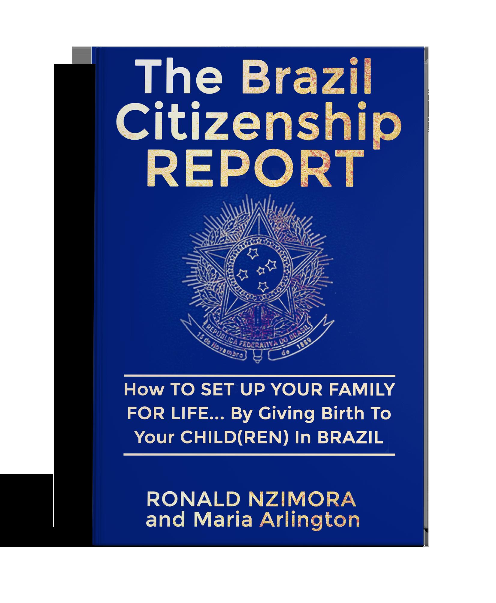 brazilian citizenship report